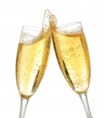 champagne-toast